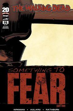 Capa Alternativa da Edição #98 de The Walking Dead