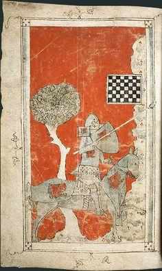 BnF - La légende du roi Arthur  écran précédent  Roman van Walewein  Un roman arthurien néerlandais  Flandres occidentales, 1350  Parchemin, 63 f. (f. 120-182), 249 x 165 mm (2 col. de 45-48 lignes)  Relié avec le Roman van Heinric en Margriete van Limborch (f. 1-119)  Leyde, Universiteitsbibliotheek, ms. LTK 195 (f. 120 v°)