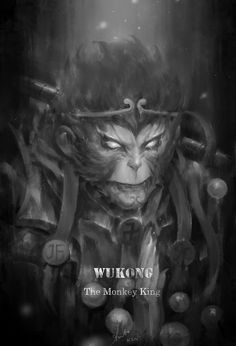 Wukong League of Legends by LeeKent on DeviantArt