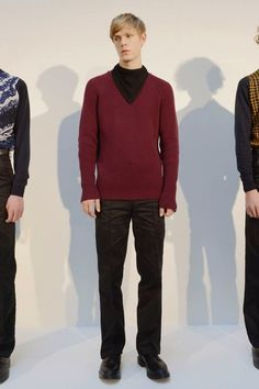John Smedley Fall/Winter 2015 - London Collections: MEN