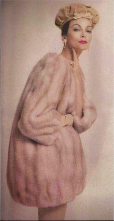 Harper's Bazaar November 1958