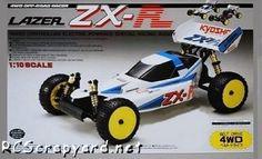 Kyosho Lazer-ZXR