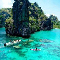 Palawan Island.