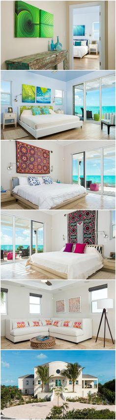 Interior | Home Decor | Wimco Villa Isla | It is as breathtaking on the inside as it is on the outside. #luxurytravel #wanderlust #bucketlist  #decor