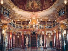 27 libraries to visit in your lifetime in Books News For Bibliophiles curated by Chris Chester
