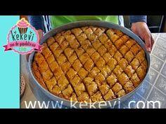 Un Kurabiyesi Püf Noktalarıyla (Tadına Doymayacaksınız:) - Kekevi Yemek Tarifleri - YouTube