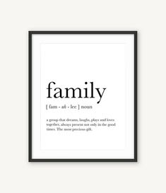 family-wall-art-family-definition-funny-definition-art-family-print-definition-prints-affiche-definition-family-quotes-family-gifts/ - The world's most private search engine Funny Definition, Definition Of Family, Family Wall Art, Family Print, Mothers Day Quotes, Mom Quotes, Funny Family Quotes, Ideas, Decorating Rooms