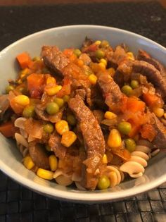 Zöldséges marha ragu Low Carb Keto, Pot Roast, Sausage, Meat, Ethnic Recipes, Food, Carne Asada, Sausages, Essen