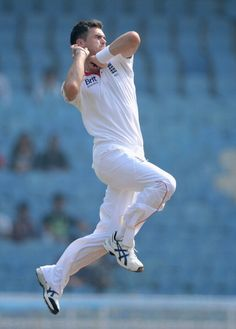 Jimmy Anderson - the most successful English bowler of all time.