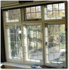 Easy do-it-yourself (DIY) Secondary Glazing