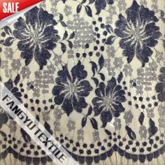High Quality Lace Fabric for Women's Wear
