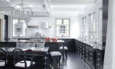 11 Kitchens That Will Inspire You To Paint Your Own Black