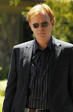 David Caruso in CSI: Miami. Best Actor the king of CSI!(: