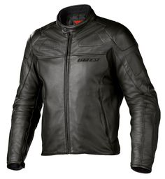 Dainese Leather Motorcycle Jacket