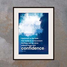 Motivational poster. Inspiring words poster with by inspiring4U, $26.00