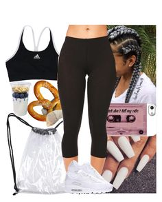 """"""""""" by msixo ❤ liked on Polyvore featuring adidas"""