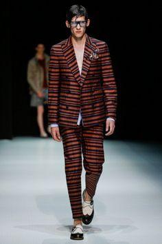 Debutto a Milano Moda Uomo per la collezione uomo PE 2014 di Andrea Pompilio http://www.toplook.it/Moda/debutto-a-milano-moda-uomo-per-la-collezione-uomo-pe-2014-di-andrea-pompilio.html