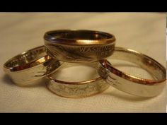 Make Double Sided Rings out of Coins - Secrets and Tips