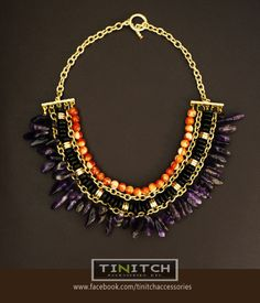 One of my favorites! #necklace #statement  #beads