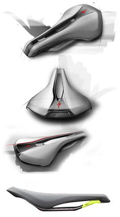 Specialized Power Saddle on Industrial Design Served