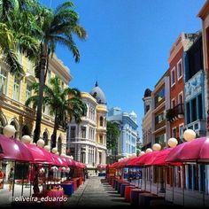 Feirinha do Bom Jesus - Recife Antigo