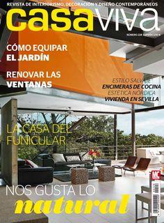 Revista vivir en el campo 115 molino de harina for Casa y jardin revista pdf