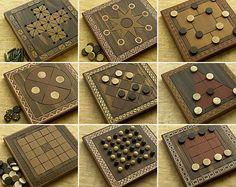 42 Ancient Board Games