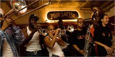 Rebirth Brass Band @ The Maple Leaf, New Orleans