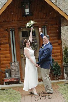Super fun wedding couple at Elope Niagara Christmas Wedding, Fall Wedding, Niagara Falls Wedding, Winter Wonderland Wedding, Chapel Wedding, Christmas Themes, Wedding Couples, Weddings, Fun