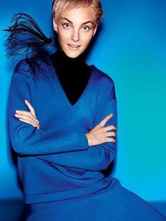 Caroline Trentini Vogue