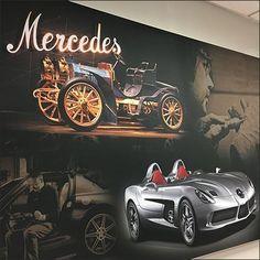 Mercedes Benz Poster Art Unframed – Fixtures Close Up Mercedes Benz Retail, Mercedes Benz Dealer, Retail Fixtures, Art Store, Futuristic, Vintage Cars, Poster, Posters, Classic Cars
