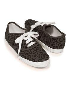 Leopard Tennis Shoes - StyleSays