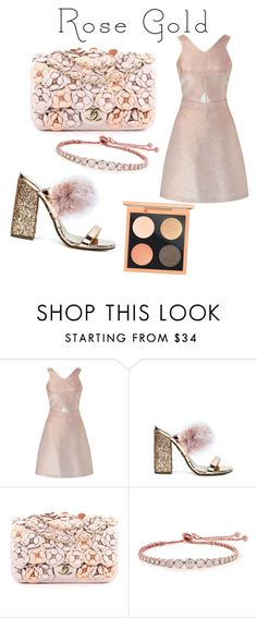"""Untitled #6"" by syamimi-aqilah-ahmad-asri ❤ liked on Polyvore featuring Miss Selfridge, Chanel and CARAT* London"