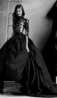 Hermosa farca herfarca on pinterest vera wang bridal dress junglespirit Images