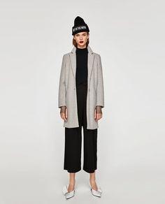 ZARA - WOMAN - SUPER SOFT COAT