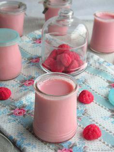 Coco e Baunilha: Iogurte de gomas de morango