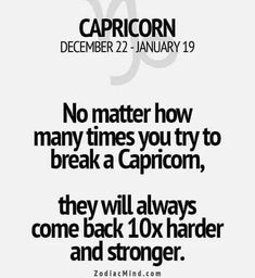 Capricorn Lover, All About Capricorn, Tropic Of Capricorn, Astrology Capricorn, Capricorn Quotes, Capricorn Facts, Short Inspirational Quotes, Short Quotes, Me Quotes