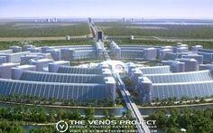 The Venus Project concept city 3