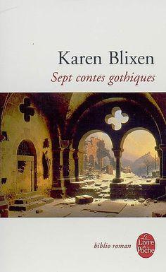 La baronne Blixen avait d'abord publié ces contes sous le pseudonyme d'Isak Dinesen en 1935. Ils ont pour cadre le Danemark du XIXe siècle romantique et mettent en scène des jeunes filles déguisées en cavaliers, des soeurs qui s'entretiennent avec un fantôme, de vrais et de faux cardinaux...