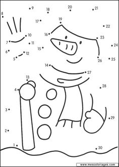 Uneste punctele si coloreaza Christmas Maze, Christmas Words, Christmas Crafts For Kids, Word Work Activities, Craft Activities For Kids, Winter Activities, Teaching Kids, Kids Learning, Free Printable Alphabet Worksheets