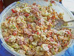 Pia´s Tortellinisalat, ein schönes Rezept mit Bild aus der Kategorie Reis/Nudeln/Getreide. 82 Bewertungen: Ø 4,4. Tags: Reis- oder Nudelsalat, Salat