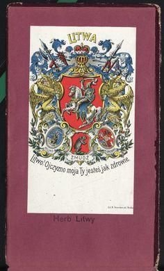 Antique Prints, Coat Of Arms, Monograms, Genealogy, Herb, Royalty, Polish, Coats, Writing
