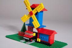 LEGO 352 Windmuehle 70er Jahre