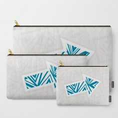 Here, There & Everywhere Carry-All Pouch