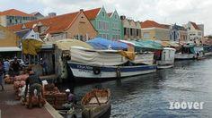 Drijvende markt Willemstad