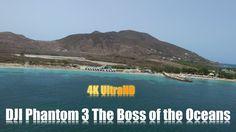 DJI Phantom 3 The Boss of the Oceans