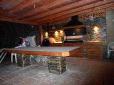 PERGOLAS Y QUINCHOS Backyard Kitchen, Outdoor Kitchen Design, Patio Design, Outdoor Living, Bbq, Home Decor, Verandas, Bar Grill, Gardens