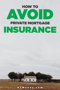 What is Private Mortgage Insurance and How Can You Avoid It? PT Money - Refinancing Mortgage Tips - Watch this before you refinancing your mortgage - What is Private Mortgage Insurance and How Can You Avoid It? Mortgage Loan Officer, Mortgage Payment, Refinance Mortgage, Mortgage Tips, Mortgage Quotes, Health Insurance Cost, Life Insurance, Insurance Humor, Home