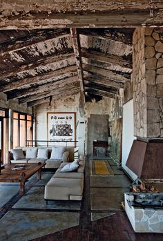 Fabulous industrial villa at the Cape of Good Hope