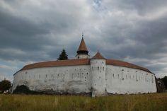 Fortified church,  Rumania